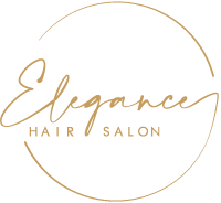 Logo Elegance Hair Salon